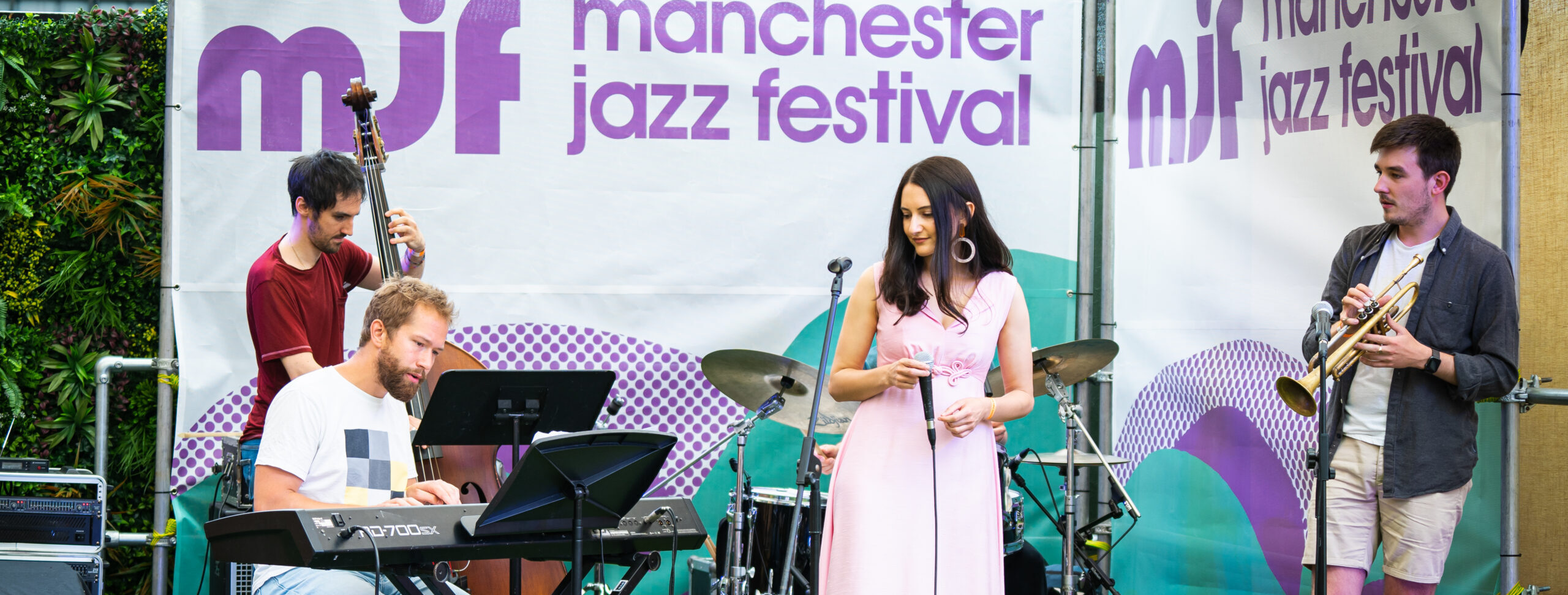 manchester jazz festival heads to Homeground!
